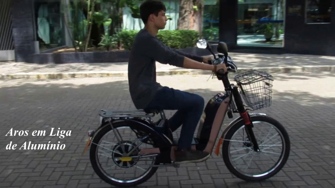 Conheça a sua Sousa Bike