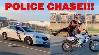 POLICE CHASE BIKERS | ANGRY & COOL  COPS | POLICE vs BIKERS  [Episode 114]