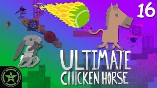 THE ABSOLUTE GRINDER - Ultimate Chicken Horse (#16) | Let