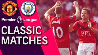 Manchester United v. Manchester City   PREMIER LEAGUE CLASSIC MATCH   9/20/2009   NBC Sports