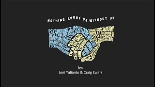 Video Clip Lagu Nothing about us without us - by Craig Ewers & Joni Yulianto | Solider Chanel