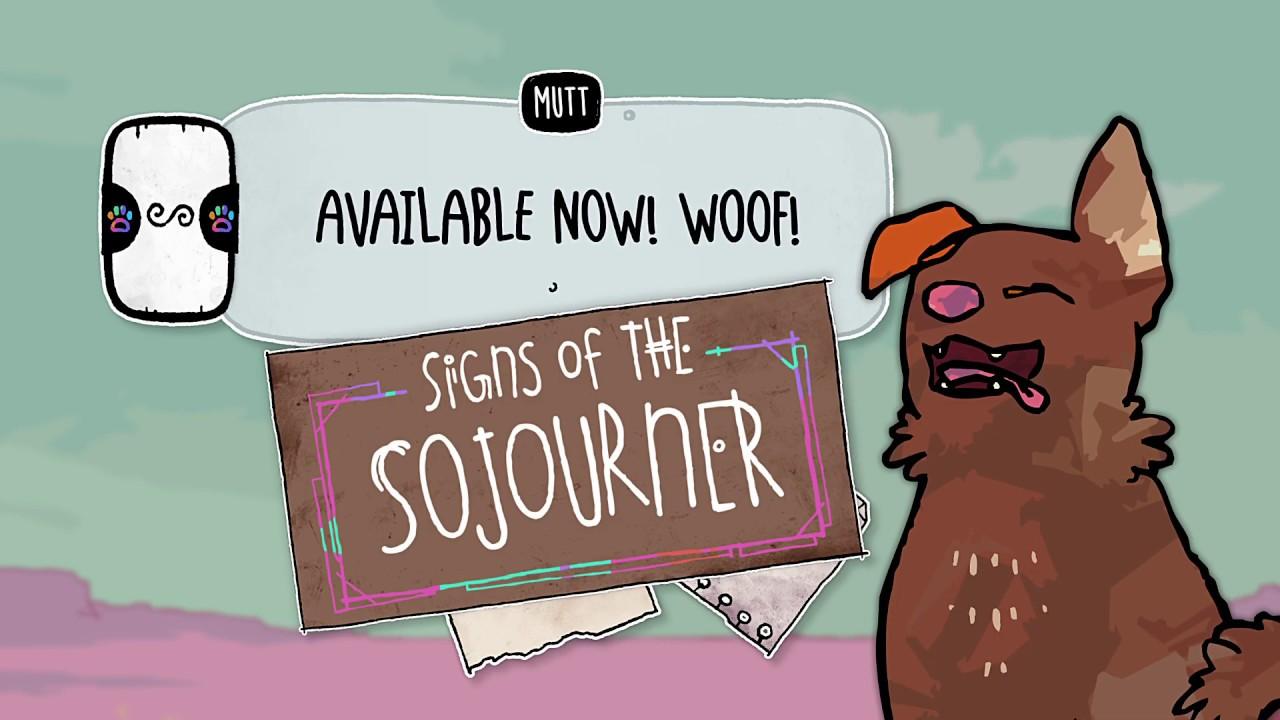 Релизный трейлер игры Signs of the Sojourner