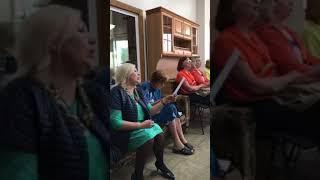 Spotkanie po Mszy Św. - Program słowno-muzyczny Magadan 29 lipiec 2018