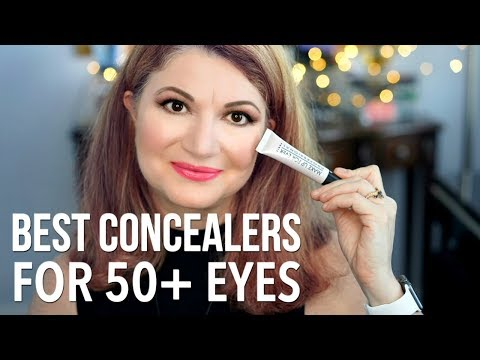 BEST PRACTICAL CONCEALERS FOR WOMEN AFTER 50
