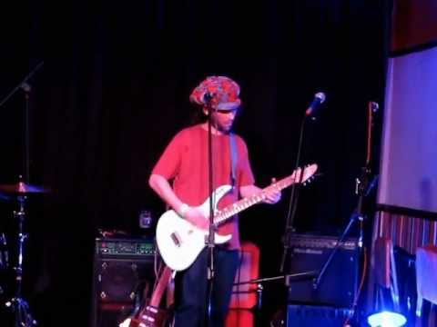 "Carl ""on fire"" Watkins: Voodoo Child - Red House, Sheffield, February 2012"