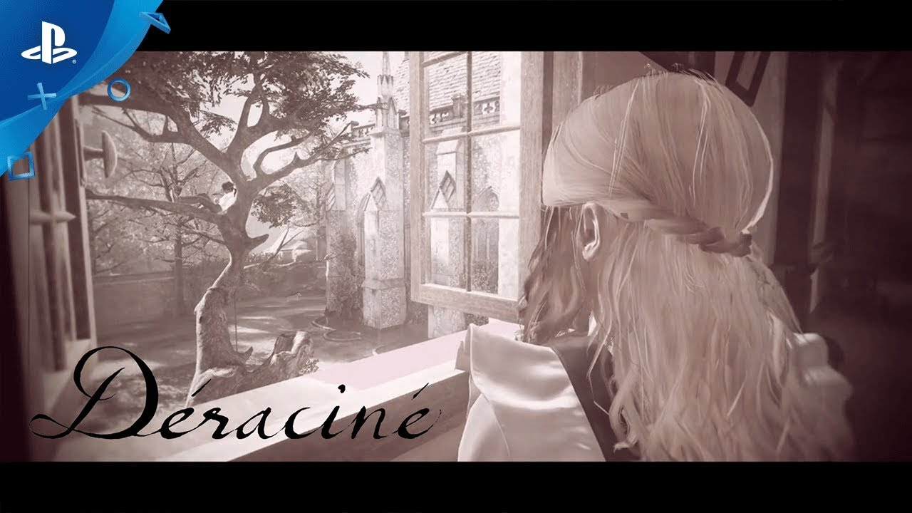 Déraciné Debuts on PS VR November 6