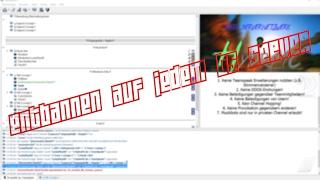 TS Tutorial Richtig Bannen Rangeban Etc Most Popular Videos - Minecraft server spieler entbannen