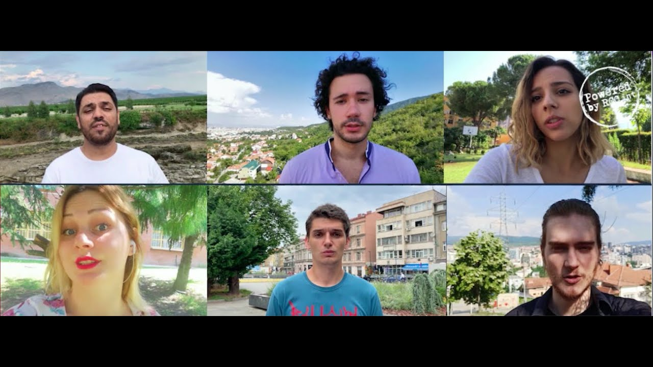International Youth Day2020 -#WesternBalkans Youth Engagements During Pandemics