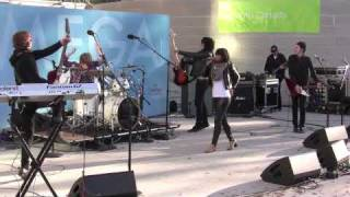 "Fefe Dobson at the Canadian Embassy - Pt. 1 - ""I'm A Lady"" and ""Made Out With Your Boyfriend"""
