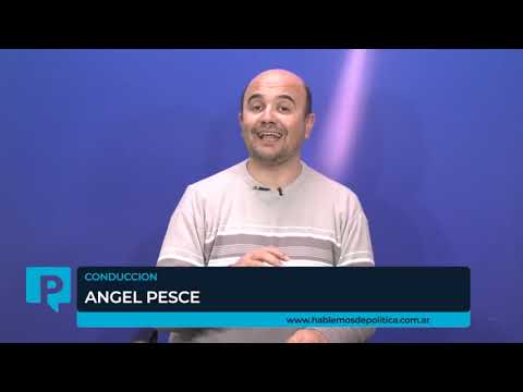 PROGRAMA 23 DE HABLEMOS DE POLÍTICA 2019 (08-08-2019)