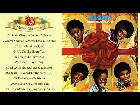 The Jackson 5 Have Yourself A Merry Little Christmas.𝙏𝙃𝙀 𝙅𝘼𝘾𝙆𝙎𝙊𝙉 5 𝘿𝙀𝙇𝙐𝙓𝙀 23 𝙏𝙍𝘼𝘾𝙆 𝘼𝙇𝙇