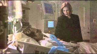 Секретные материалы, Mulders funeral and wake-up (X-FILES, SPOLIER ALERT!)