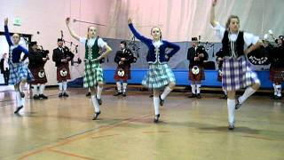 Highland Dancers, Spokane Folk Festival 2011
