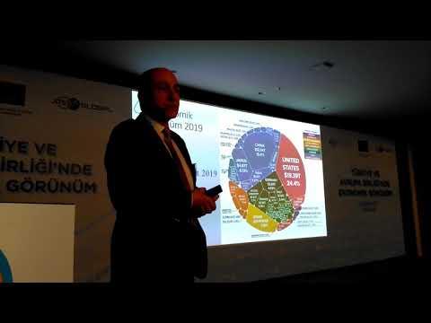 Dr. Mahfi Eğilmez Avrupa Birliği ve Türkiye Ekonomisi'ni değerlendirdi