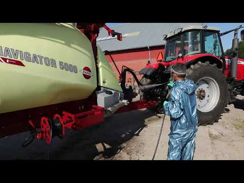HARDI Syngenta Sprays and Sprayers Arena