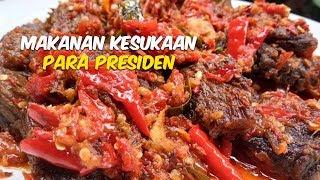 Deretan Kuliner Favorit Tujuh Presiden Indonesia, dari Chinese Food hingga Kuliner Desa