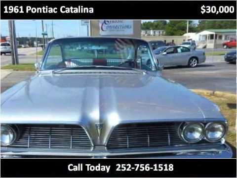 1961 Pontiac Catalina for Sale - CC-690257