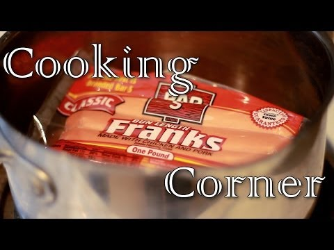 How to Cook Hot Dogs: Cooking Corner