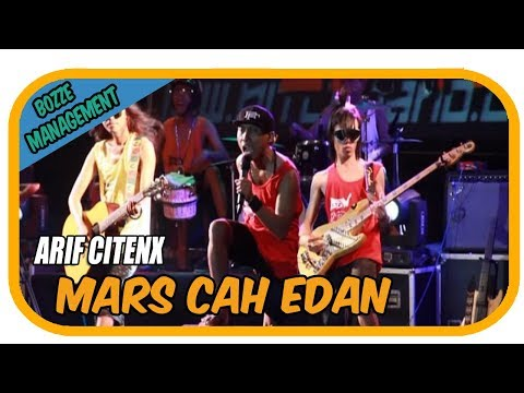 , title : 'Arif Citenx - Mars Cah Edan [Official Music Karaoke Video] Live Bali'