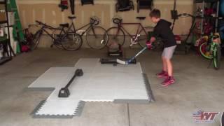 Hockey Dryland Training Flooring Tiles Allstar Edition