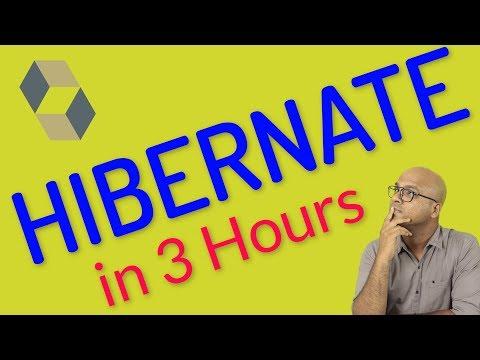 Hibernate Tutorial   Full Course