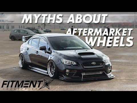 Myths About Aftermarket Wheels