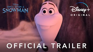 Once Upon a Snowman (2020) Video