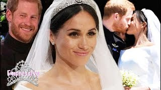 Best Moments of The Royal Wedding: Princess Meghan Markle and Prince Harry