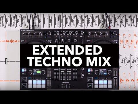 Extended Techno Mix – Traktor S4 MK3