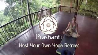 How To Host Your Own Yoga Retreat In 3Steps