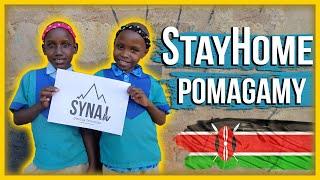 StayHome - pomagamy Kenii!