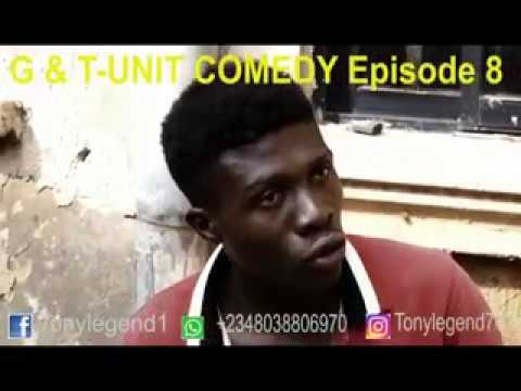 G & T-UNIT COMEDY/ HAPPY NEW YEAR