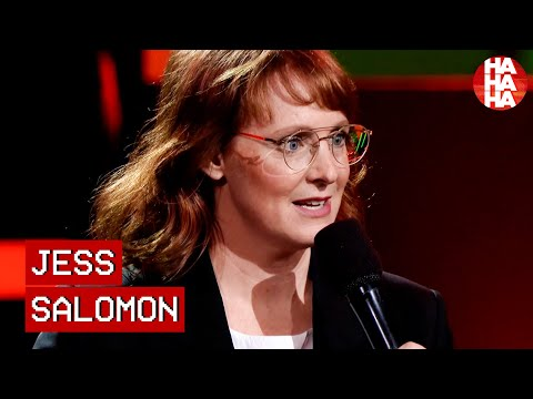 Jess Salomon – From Lawyer to Comic