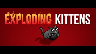 Exploding Kittens (and NSFW Deck) review - Board Game Brawl