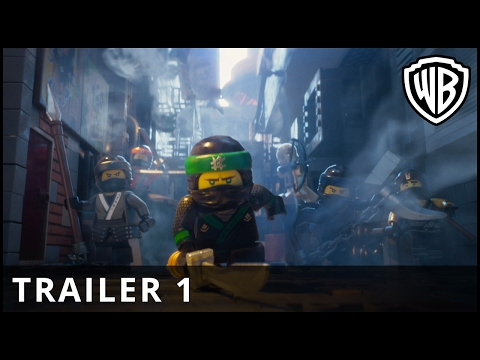 The Lego Ninjago Movie - Movies For Juniors