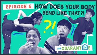The Quarantine Day 6: The most creative #PlankChallenge!