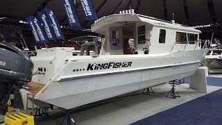 2020 KingFisher 3425 GFX Walkthrough