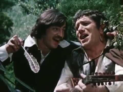 Песни и отрывки из лучших советских кинофильмов. Часть 1-я.