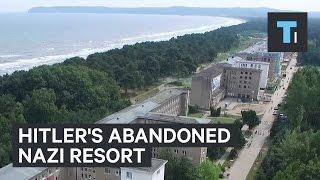 Hitler's Abandoned Nazi Resort