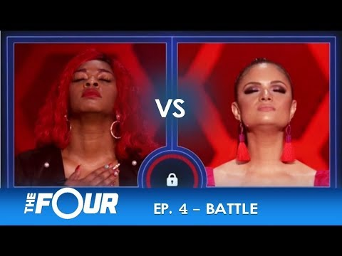 Ali Caldwell vs Whitney Reign: The CLOSEST Vocal Battle Between Two Greats! | S2E4 | The Four