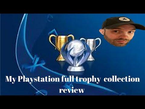 PlayStation Trophy Collection Review: YORDAVIN - смотреть онлайн на