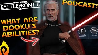 Count Dooku has to have THIS ability in Star Wars Battlefront 2!