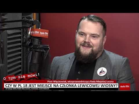 Wideo1: Czy w PL 18 jest miejsce na członka lewicowej Wiosny?