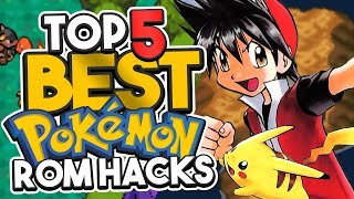 Top 5 Best Pokemon GBA Rom Hacks 2018