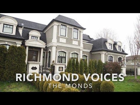 Richmond Voices - The Monds (видео)