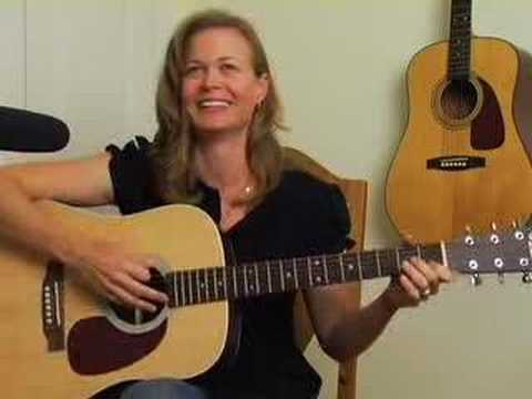 How to learn acoustic guitar - spice up strumming & chords