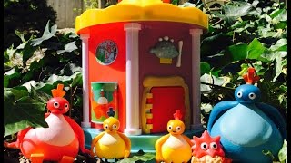 TWIRLYWOOS Explore In The Night Garden Musical Carousel Toy!