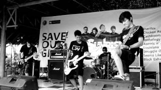 STRUGGLE OF THE TURTLE (SAVE OUR GIGS #2) At BALONG WATERPARK (OFFICIAL FOOTAGE)