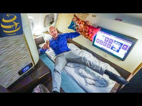 The amazing Etihad First Class Apartment LHR-AUH | Luxury Aviator