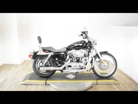 2008 Harley-Davidson Sportster® 1200 Custom in Wauconda, Illinois - Video 1